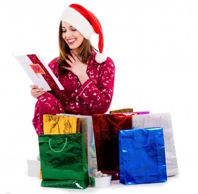 Christmas Online Shopping, E-commerce